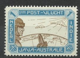 Nederlands Indië Luchtpost 13 Postfris (3)
