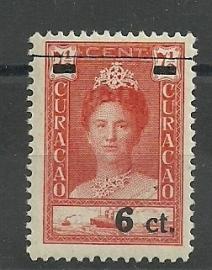 Curacao 100 hulpuitgifte Postfris