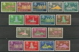 Nederlandse Antillen 275/290 Postfris