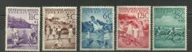 Nederlandse Antillen 234/238 Postfris