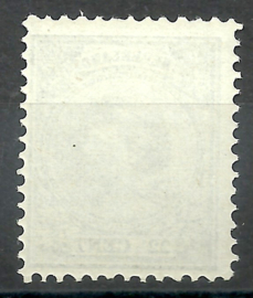 Nvph  41 22½ ct Prinses Wilhelmina (Hangend Haar) Postfris (1)