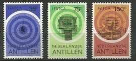 Nederlandse Antillen 716/718 Postfris
