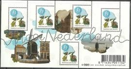 Nvph 2568 Mooi Nederland Heusden Postfris