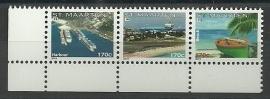 Sint Maarten  41/43 Frankeerzegels (13/15) Postfris