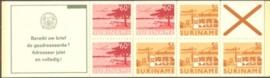 SR Postzegelboekje 4aq Postfris