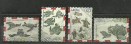 Aruba 306/309 Bescherming Zeeschildpadden Postfris