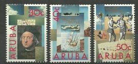 Aruba 110/112 Postfris