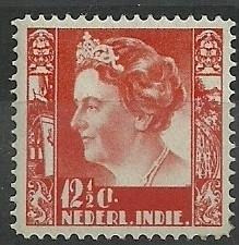 Nederlands Indië 181 Koningin Wilhelmina Ongebruikt