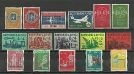 Complete Jaargang 1959 Postfris