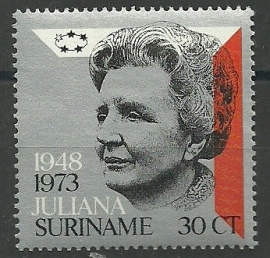 Suriname 603 Postfris