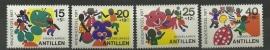 Nederlandse Antillen 551/554 Postfris