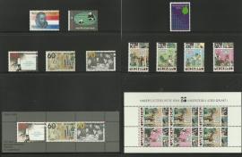 Complete Jaargang 1984 Postfris (Met blokken en boekjes)