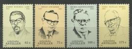 Nederlandse Antillen 1056/1059 Verdienstelijke Personen 1994 Postfris
