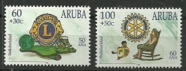 Aruba 211/212 Postfris