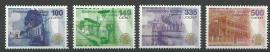 Nederlandse Antillen 1663/1666 300 jaar wijk Otrabana Postfris