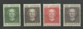 Nederlandse Antillen 230/233 En Face Hoge Waarden Postfris (2)