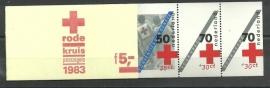 PZB 29 Postfris + Snijlijn Rechtsonder