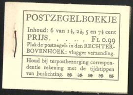 PZ 38-N 4 × 6 (Nvph 172/379/380/381) Roomkleurige Kaft (13)