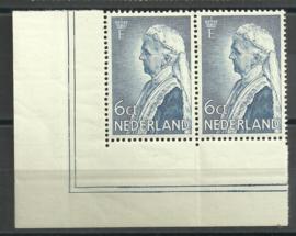 Nvph 269 Emmazegel in paar Postfris (2)