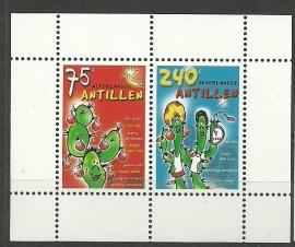 Nederlandse Antillen 1473 Kerst 2003 Postfris