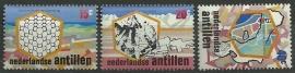 Nederlandse Antillen 506/508 Postfris