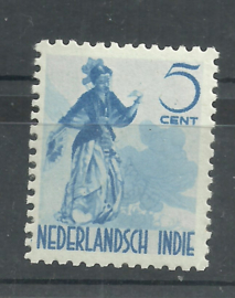 Nederlands Indië 302 PM Postfris