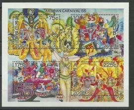 Aruba 419 Arubaans Carneval 55 Postfris