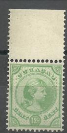 Curacao  20 12½ ct Prinses Wilhelmina Postfris