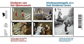 Nvph 3235 Kindervel 2014 Postfris