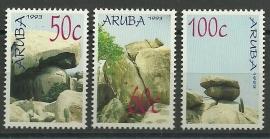 Aruba 119/121 Postfris