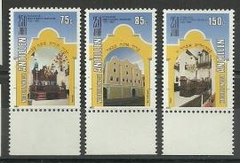 Nederlandse Antillen 711/713 Postfris