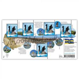 Nvph 3740 Mooi Nederland Waddeneilanden: Ameland Postfris