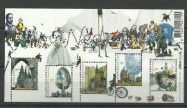 Nvph 2443 Verzamelvel Mooi Nederland Postfris