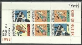 Nvph 1541 Kindervel 1992 Postfris
