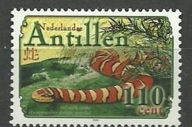 Nederlandse Antillen 1336 Chinees Nieuwjaar 2001 Postfris