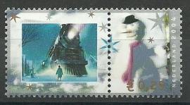 Nvph 2316 Persoonlijke Decemberzegel 2004 Postfris