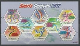 Curaçao Status Aparte  85 Blok Sports Curaçao 2012 Postfris