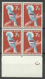 Nederlands Nieuw Guinea 54 PM in blok Postfris