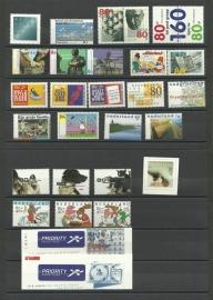 Complete Jaargang 1998 Postfris