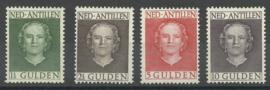 Nederlandse Antillen 230/233 En Face Hoge Waarden Postfris (5)