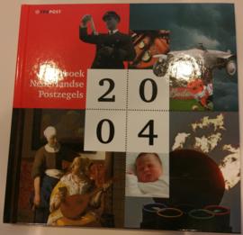 Jaarboek 2004 Inclusief alle postzegels & vellen Postfris