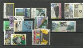 Complete Jaargang 1986 Postfris (Met blokken en boekjes)