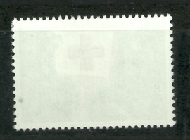 Drukvlek op Nvph 1383 Postfris
