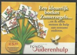 Toonbankverpakking Nvph V2164/2169 Zomerzegels 2003 Postfris en Ongeopend