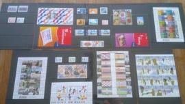 Complete Jaargang 2002 Postfris (Met blokken en boekjes)