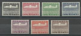 Luchtpost 82/88 Vliegtuig  Postfris + Certificaat (2)
