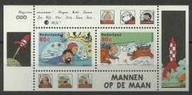 Nvph 1839 Blok Strippostzegels Postfris