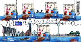 Nvph 3388 Mooi Nederland Urk Postfris