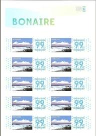 Caribisch Nederland  V48 FXDC  Blok Bonaire (10 × US $ 0,99) 2014 Postfris