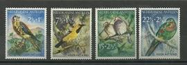 Nederlandse Antillen 271/274 Postfris
